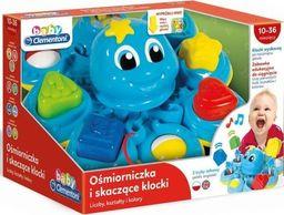 Clementoni Sprytna Ośmiorniczka niebieska