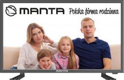 Telewizor Manta 24LHN99L LED 24'' HD Ready