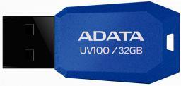 Pendrive ADATA UV100 32GB (AUV100-32G-RBL)