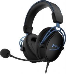 Słuchawki HyperX Cloud Alpha S (HX-HSCAS-BL/WW)