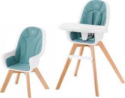 KinderKraft krzesełko do karmienia TIXI turquoise