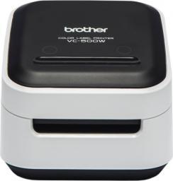 Drukarka etykiet Brother VC-500W