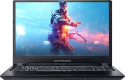 Laptop Dream Machines RS2060-16PL40 8 GB RAM/ 480 GB M.2 PCIe/ 480 GB SSD/ Windows 10 Pro