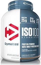 Dymatize ISO 100 chocolate coconut 2200g