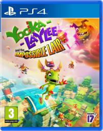 Yooka-Laylee and the Impossible Lair - Premiera 08.10.2019