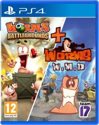 Worms Battlegrounds + Worms W.M.D. Premiera 12.11.2019
