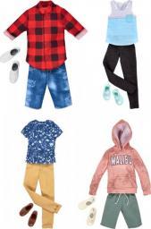 Barbie Modne ubranka dla Kena  (FKT44/GHX47)