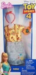 Barbie Ubranka z ulubieńcami 3 (FYW81/964C)