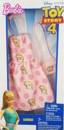Barbie Ubranka z ulubieńcami 4 (FYW81/964C)