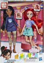 Hasbro Pocahontas i Arielka (E7356/E7413)