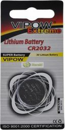Vipow Bateria Extreme CR2032 1szt.