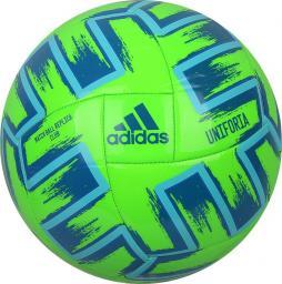 Adidas Piłka nożna Uniforia Club zielona Euro 2020 r. 5