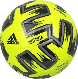 Adidas Piłka nożna Uniforia Club żółta Euro 2020 r. 5