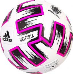 Adidas Piłka nożna Uniforia Club biała Euro 2020 r. 5