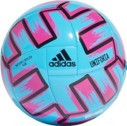 Adidas Piłka nożna Uniforia Club błękitna Euro 2020 r. 5