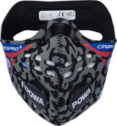 Maska antysmogowa Respro CE Cinqro Camo r. L