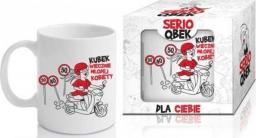 GiftWorld Serio Qbek - Wiecznie młoda kobieta