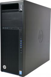 Komputer HP Z440 Xeon E5-1620 V3 16GB DDR4 240SSD + 500HDD K2200 10PRO