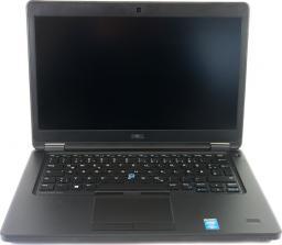 Laptop Dell E5450 i5-5300U 8GB 120GB SSD FHD Win 10 Pro COA