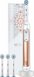 Oral-B Szczoteczka elektryczna Genius X 20000 Luxe Edition Rose Gold
