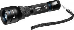 Latarka Falcon Eye Alpha 2.4 500 lm z fokusem ładowalna zestaw (FHH0116)