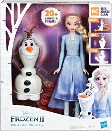 Hasbro Frozen 2 Kraina Lodu 2 Elsa i Olaf (E5508)