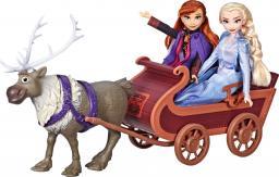 Hasbro Frozen 2 Kraina Lodu 2 Anna Elsa i Swen (E5501)