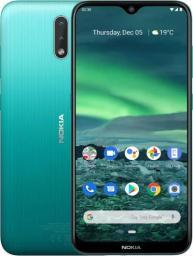 Smartfon Nokia 2.3 32 GB Dual SIM Zielony  (2_275378)