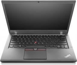 Laptop Lenovo T450s i5-5300u 8GB 240GB SSD HD+ Win 10 Professional COA