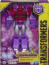 Transformers Cyberverse Ultimate Shockwave (E1885/E7113)