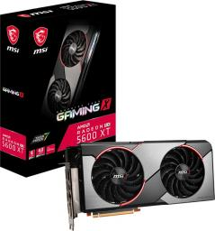 Karta graficzna MSI Radeon RX 5600 XT Gaming X 6GB GDDR6 (RX 5600 XT GAMING X)