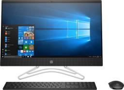 """Komputer HP 23.8"""" FHD R3-3200U 8GB 512GB Win10 Czarny (24-f1023nw)"""