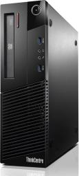 Komputer Lenovo M93p SFF i5-4570 8GB 120GB SSD DVD-RW W10 Pro COA
