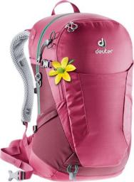 Deuter Plecak turystyczny Futura 22 SL ruby-maron (340001855580)