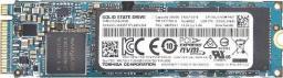 Dysk SSD XG4 256GB M.2 2280 PCIe NVMe (THNSN5256GPUK) - demontaż