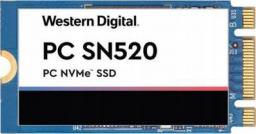 Dysk SSD 256GB M.2 2242 PCIe NVMe (SDAPNUW-256G-1002)- demontaż