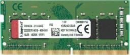 Pamięć do laptopa Kingston 4 GB 2666 MHz DDR4 (pc4-2666v-sc0-11) - demontaż