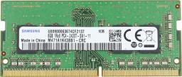 Pamięć do laptopa Samsung 8GB 2400 MHz DDR4 (PC4-2400T-SA1-11) - demontaż
