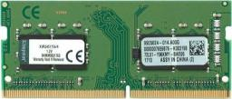 Pamięć do laptopa Kingston 4GB 2400 MHz DDR4 (KVR24S17S6/4) - demontaż