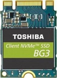 Dysk SSD Toshiba M.2 2230 NVme 128GB (KBG30ZMS128G) - demontaż