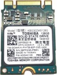 Dysk SSD Toshiba M.2 2242 NVme 128GB (KBG30MT128G) - demontaż