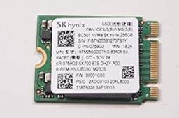 Dysk SSD SK Hynix M.2 NVme 2230 256GB (HFM256GDGTNG) - demontaż