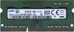 Pamięć do laptopa Samsung DDR3 4GB 1600MHz CL11 (M471B5173EB0) - demontaż