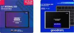 Dysk SSD CX400 256GB SATA3 (SSDPR-CX400-256) - demontaż
