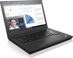 Laptop Lenovo T460 i5-6200u 8GB 256GB HD Win 10 PRO COA