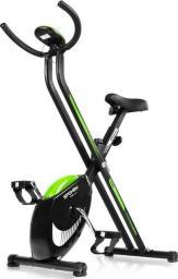 Spokey Rower treningowy składany Xfit czarno-zielony