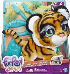 Hasbro FurReal Friends  Duży zwierzak na smyczy Tygrysek (E5309)
