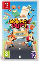 Moving Out - Szalone przeprowadzki Premiera 05.06.2020 Nintendo Switch