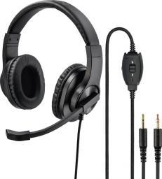 Słuchawki z mikrofonem Hama PC Office Headset HS-P-300