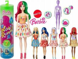 Barbie Lalka Color Reveal kolorowa niespodzianka seria 2  (GTP41/GNF80)